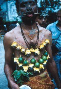 Thaipusam, mind -body control